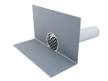 Angular Roof Drains With Sleeve