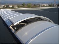 Belt skylights