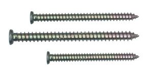 Concrete screw anchors