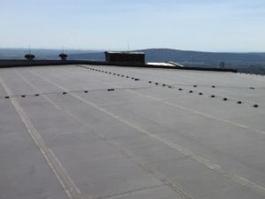 EPDM anchored system